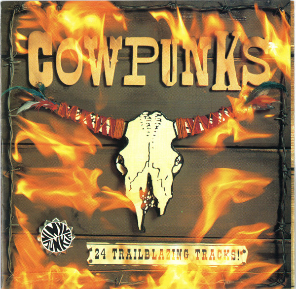 Various Artists Cowpunks