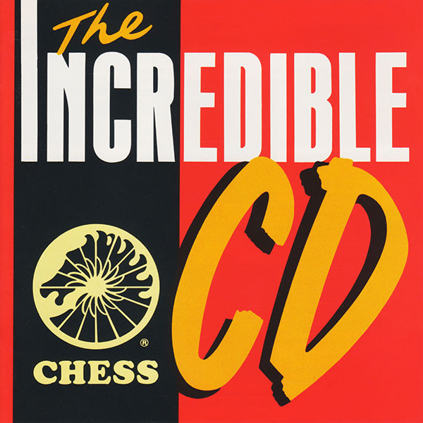 Various The Incredible Chess CD