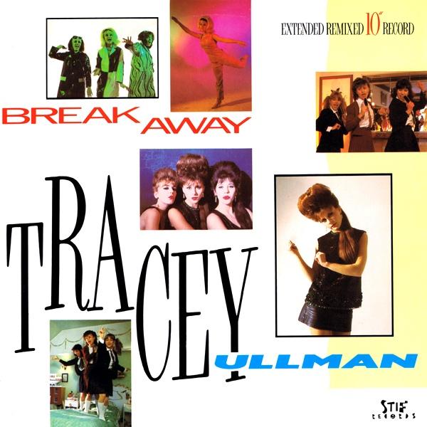 Ullman, Tracey Breakaway Vinyl
