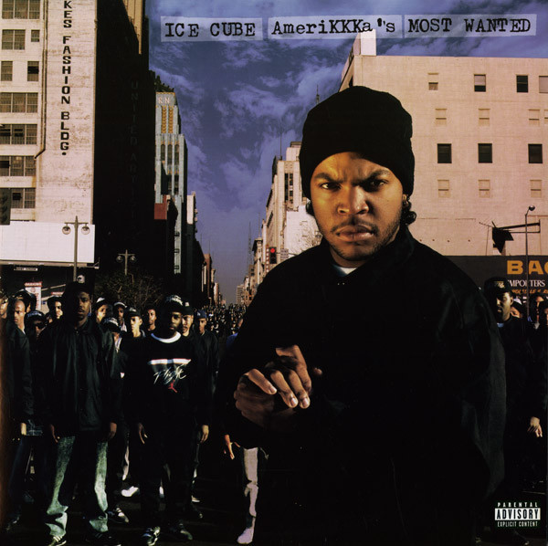 Ice Cube AmeriKKKa's Most Wanted