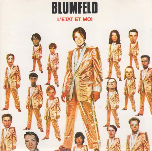 Blumfeld L'Etat Et Moi Vinyl