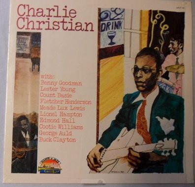 Christian, Charlie Charlie Christian Vinyl