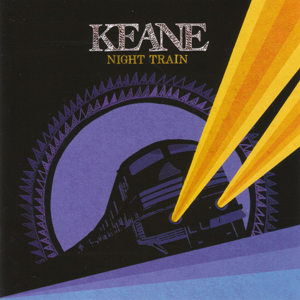 Keane Night Train CD