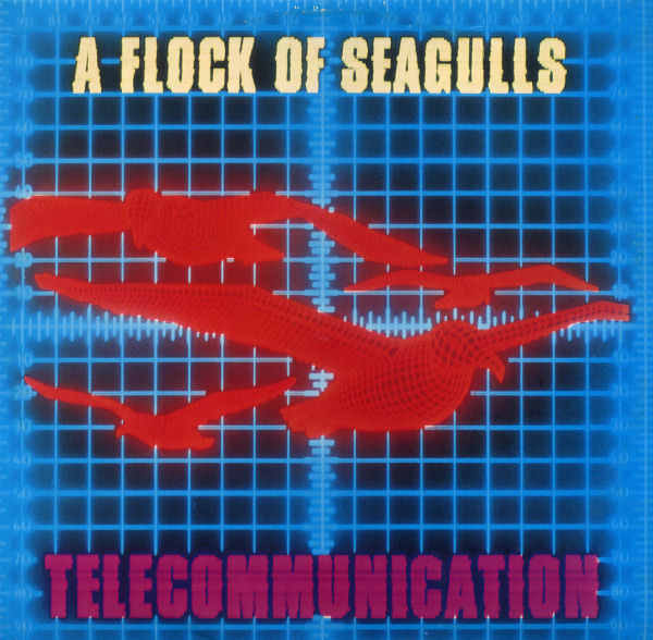 A Flock Of Seagulls Telecommunication Vinyl