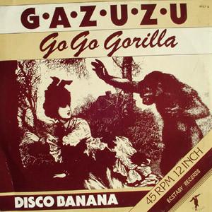 Gazuzu Go Go Gorilla