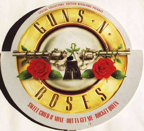 Guns N Roses Sweet Child O' Mine