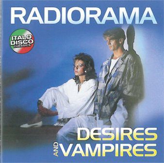 Radiorama Desires And Vampires  CD