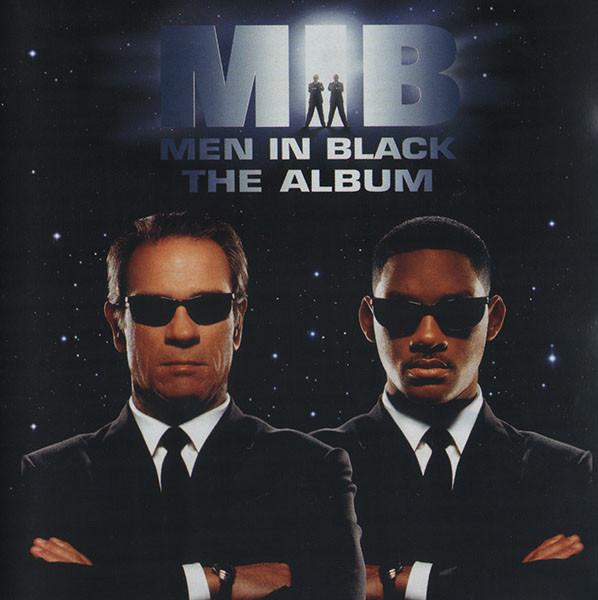 Various Men In Black - The Album CD