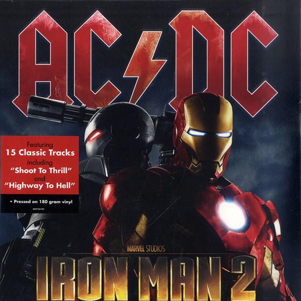 AC/DC Iron Man 2 Vinyl
