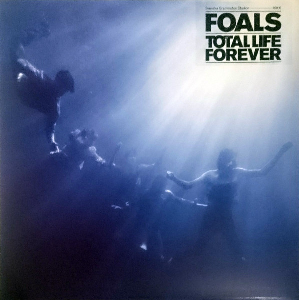 Foals Total Life Forever Vinyl