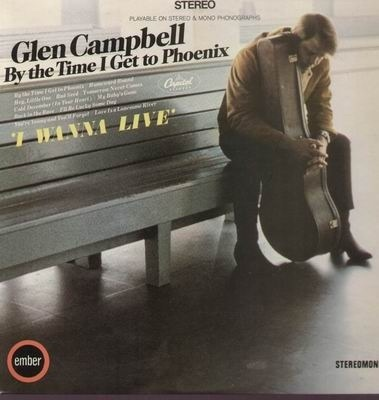 Campbell, Glen I Wanna Live