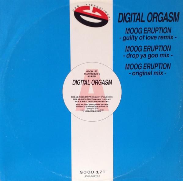 Digital Orgasm Moog Eruption