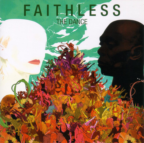 Faithless The Dance CD