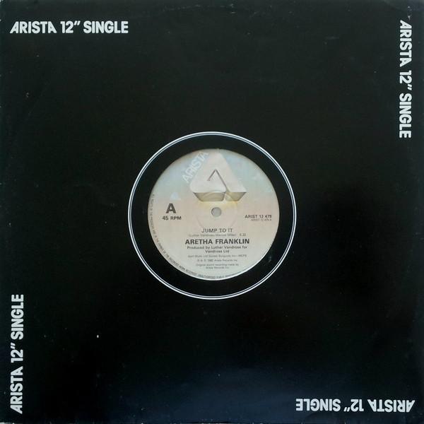 Aretha Franklin Jump To It Vinyl