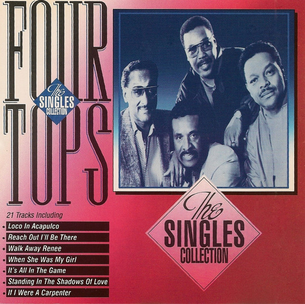 Four Tops (The) The Singles Collection