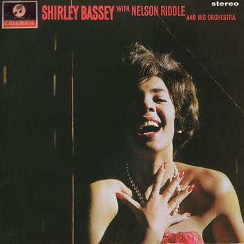 Shirley Bassey With Nelson Riddle And His Orchestra Let's Face The Music