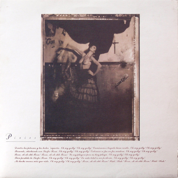 Pixies Surfer Rosa Vinyl