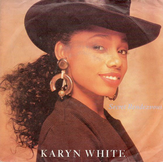 White, Karyn Secret Rendezvous Vinyl