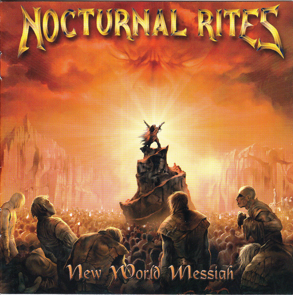 Nocturnal Rites New World Messiah Vinyl