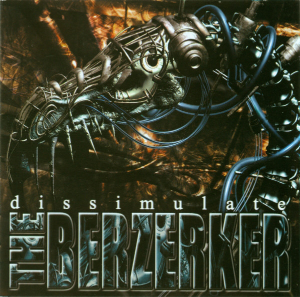Berzerker (The) dissimulate CD