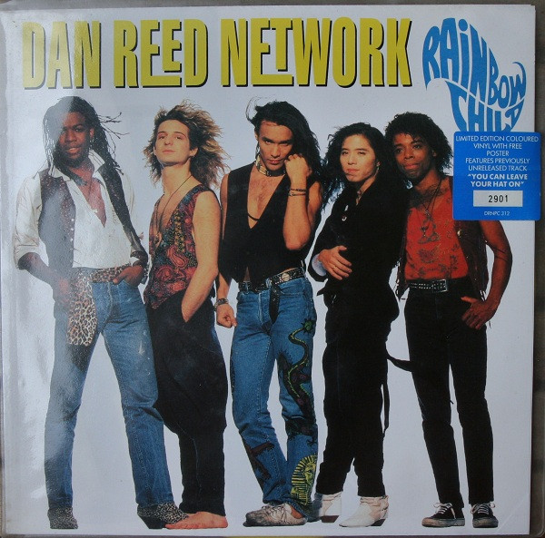 Dan Reed Network Rainbow Child Vinyl