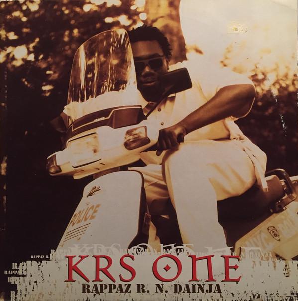 KRS-One Rappaz R. N. Dainja Vinyl