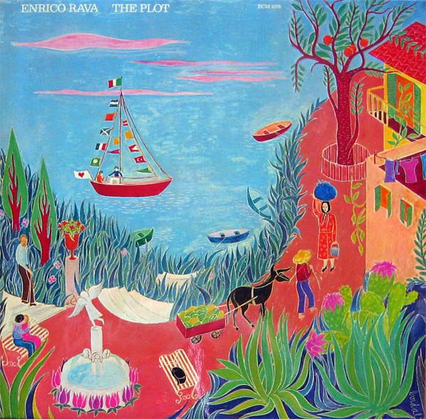 Rava, Enrico The Plot Vinyl