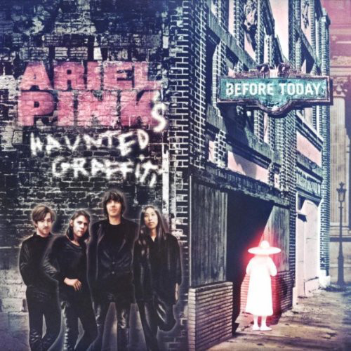 Ariel Pink's Haunted Graffiti Before Today Vinyl