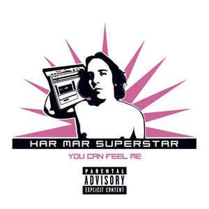Har Mar Superstar You Can Feel Me CD