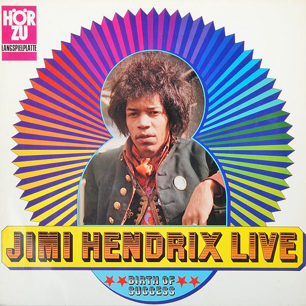 Hendrix, Jimi Jimi Hendrix Live