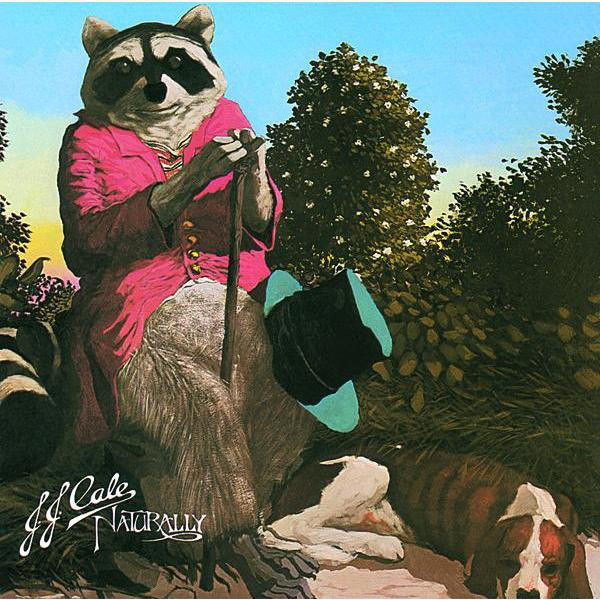 J.J. Cale Naturally Vinyl