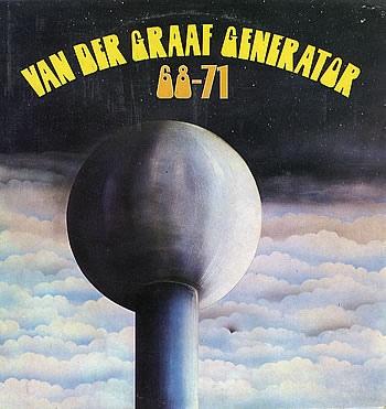 Van Der Graaf Generator 68-71