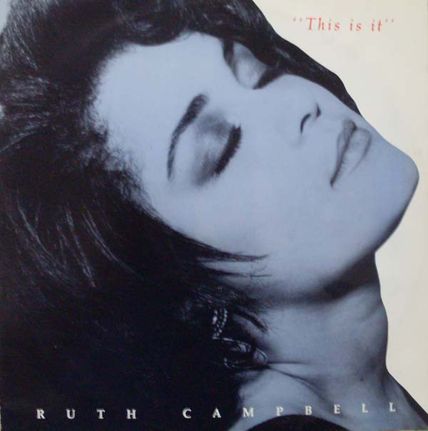 Campbell, Ruth This Is It Vinyl