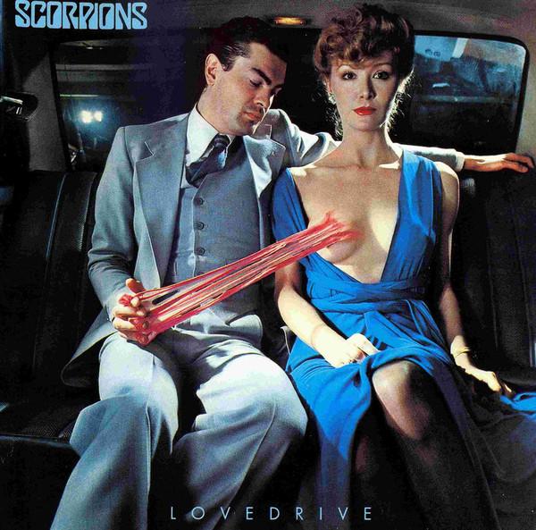 Scorpions Lovedrive