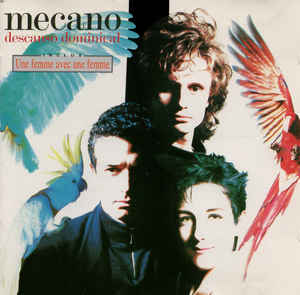 Mecano Descanso Dominical CD