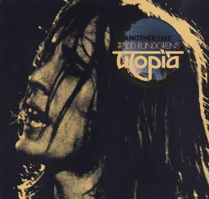 Todd Rundgren's Utopia Another Live Vinyl