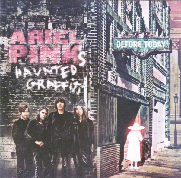 Ariel Pink's Haunted Graffiti Before Today CD
