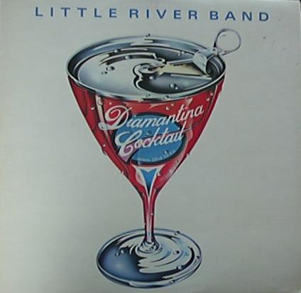 Little River Band Diamantina Cocktail Vinyl