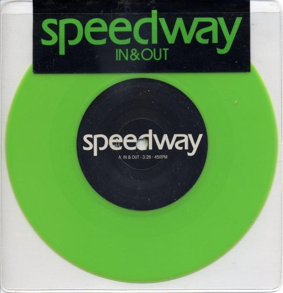 Speedway In & Out  Vinyl