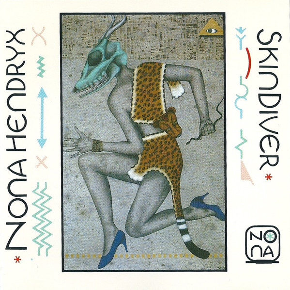 Hendryx, Nona Skindiver Vinyl