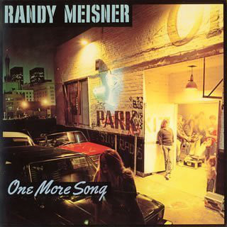 Meisner, Randy One More Song