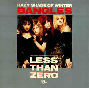 Bangles Hazy Shade Of Winter Vinyl