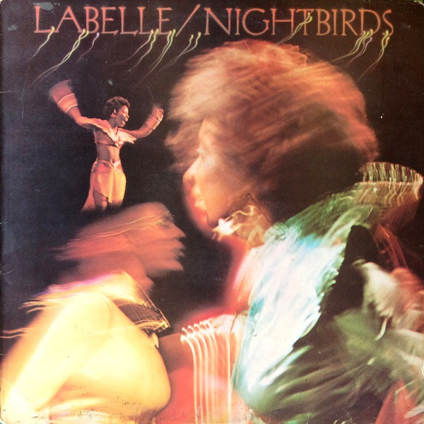 Labelle Nightbirds Vinyl