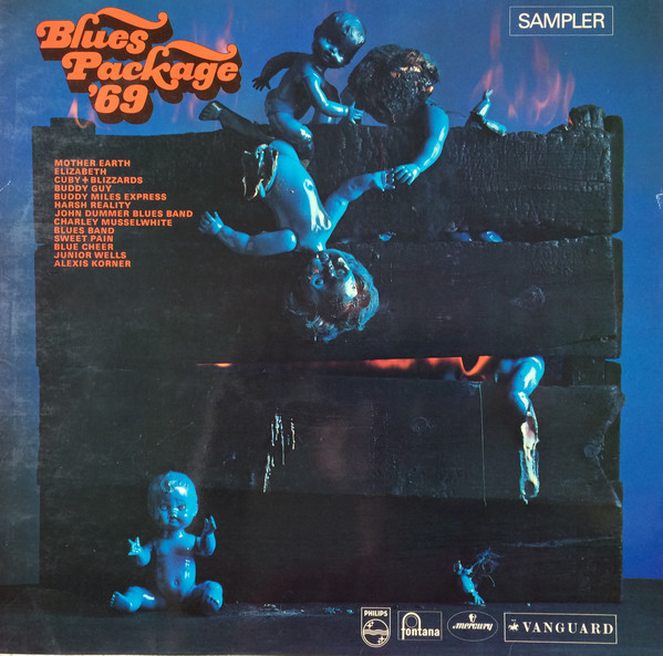 Various Blues Package '69