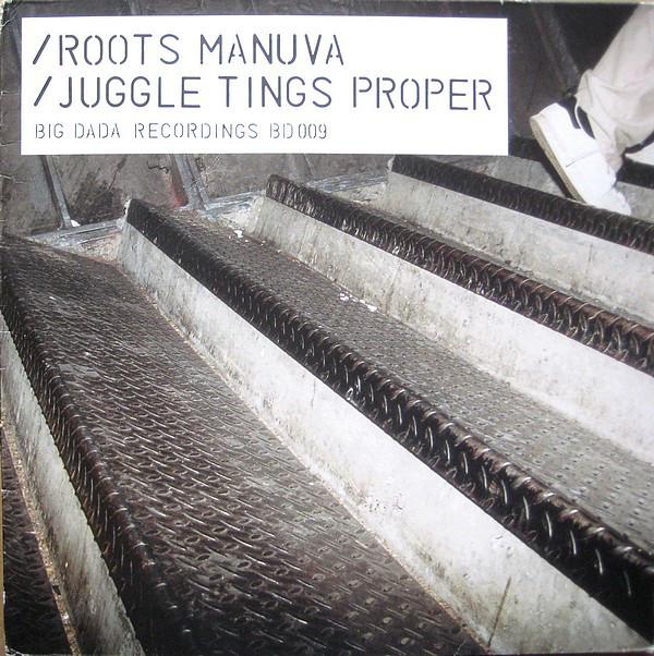 Roots Manuva Juggle Tings Proper