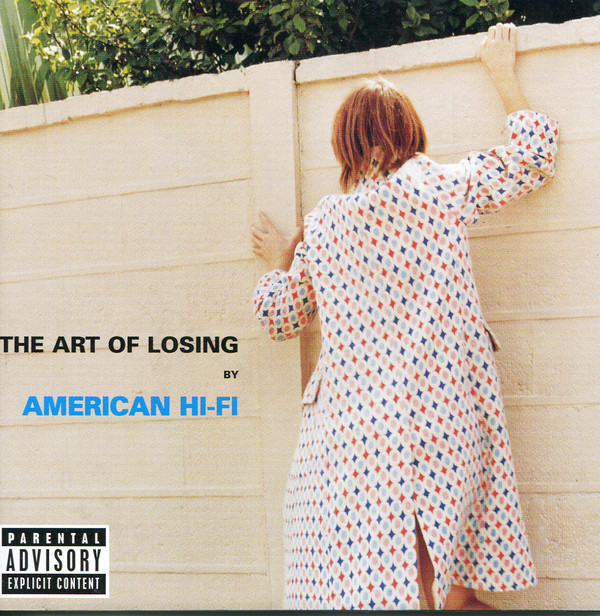 American Hi-Fi The Art Of Losing CD