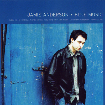 Anderson, Jamie Blue Music CD