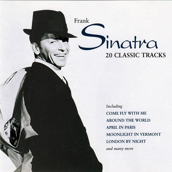 Sinatra, Frank 20 Classic Tracks Vinyl