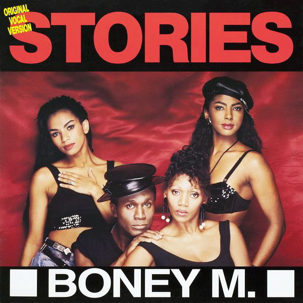 Boney M. Stories Vinyl