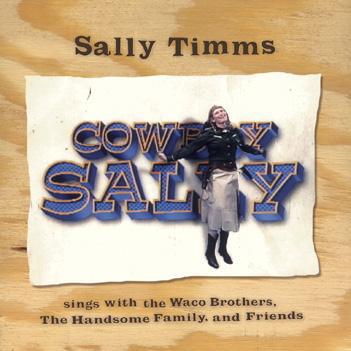 Timms, Sally Cowboy Sally